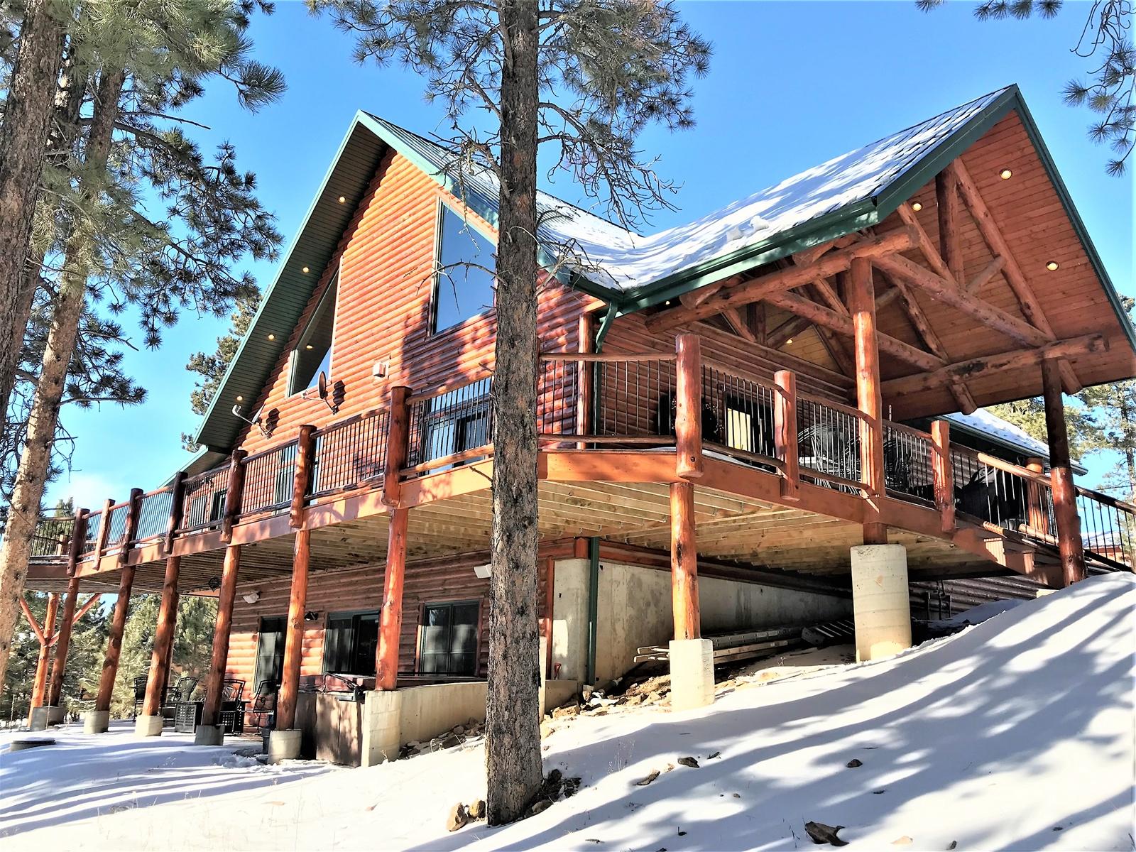 Black Hills Cabin Rentals - Large Groups | Vacation Home Renter